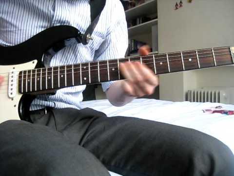 Funky Improv on Yamaha Pacifica