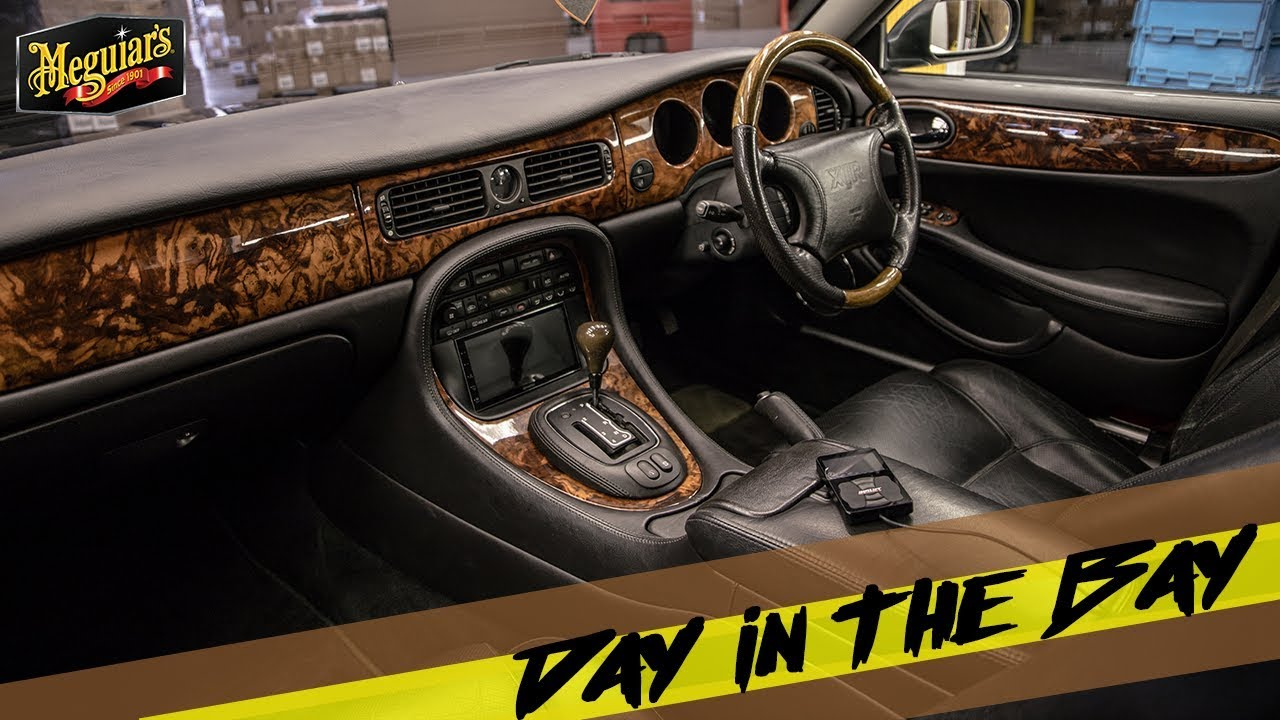 Day In The Bay How To Give Your Interior A Show Car Finish With