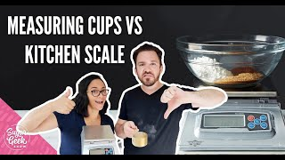 Why You Should Use A Kitchen Scale For Baking
