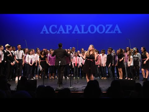 Acapalooza 2016 at Shore Country Day School