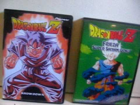 Dragon ball z singles