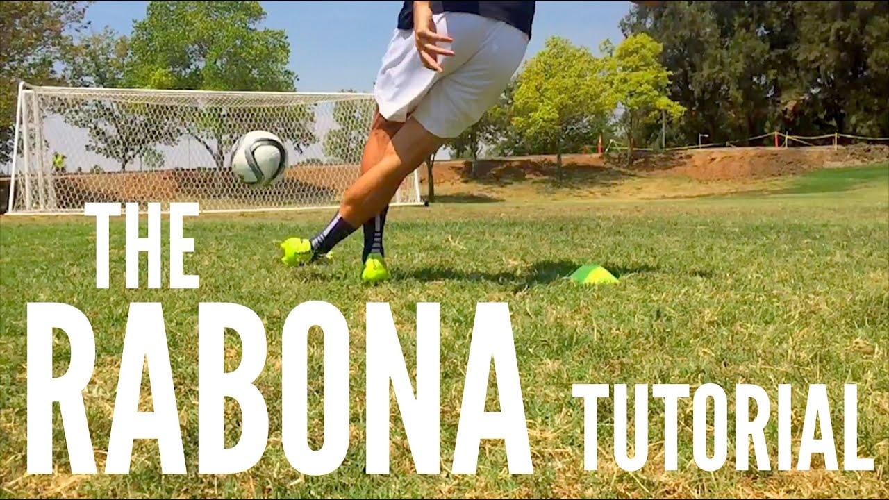 How to do a Rabona Kick