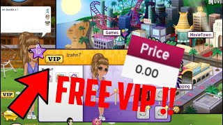 I got free vip from a vip website msp (thanks for level 41)