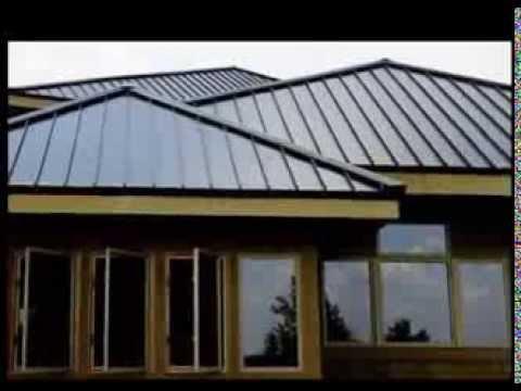 видео: Крыша из профнастила