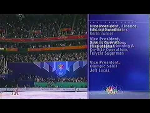 2002 Olympics Closing Montage-Credits