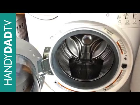 Whirlpool Washer Repair Water In The Drum When Washer