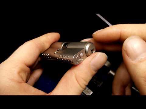 Взлом отмычками GTV    (56.5) The forgotten video: GTV full of mystery and my first challenge lock