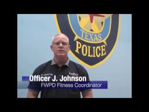Inside the FWPD: Introduction to FWPD Recruit Physical Training