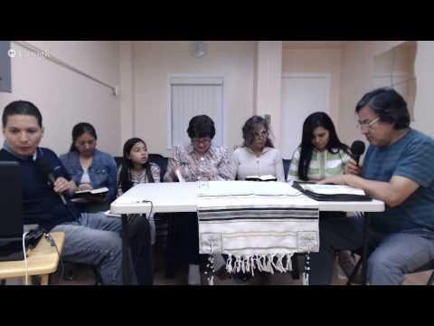 Célula de Oración | Lunes 8 de Junio