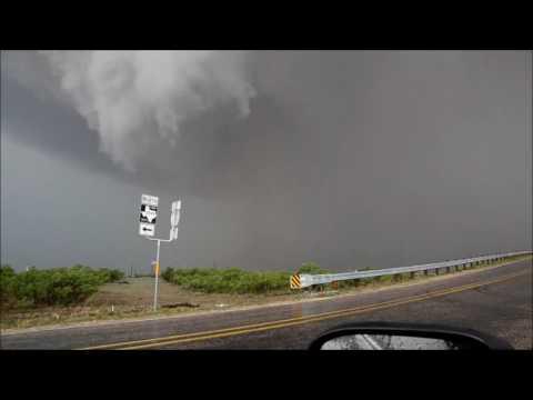 Big Spring, Texas Tornado May 22, 2016