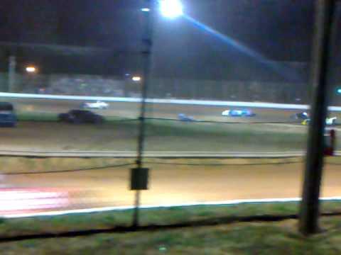 Booger Brooks @ Boyds Speedway 2012