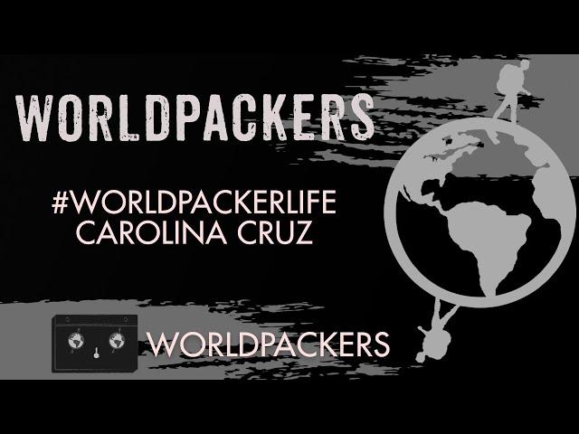 Worldpackerlife  Carolina Cruz - Worldpackers Brasil