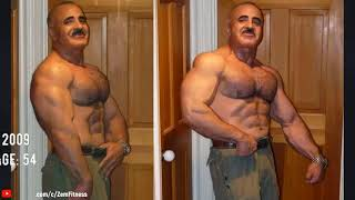 Samir Bannout At Age 62   Still Works Out & Healthy