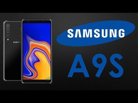 ae0d61f7da Samsung Galaxy A9S - Celular com 4 Câmeras traseiras + 1 Câmera Frontal