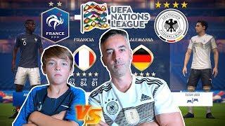 UEFA NATIONS LEAGUE - ALEMANIA VS FRANCIA