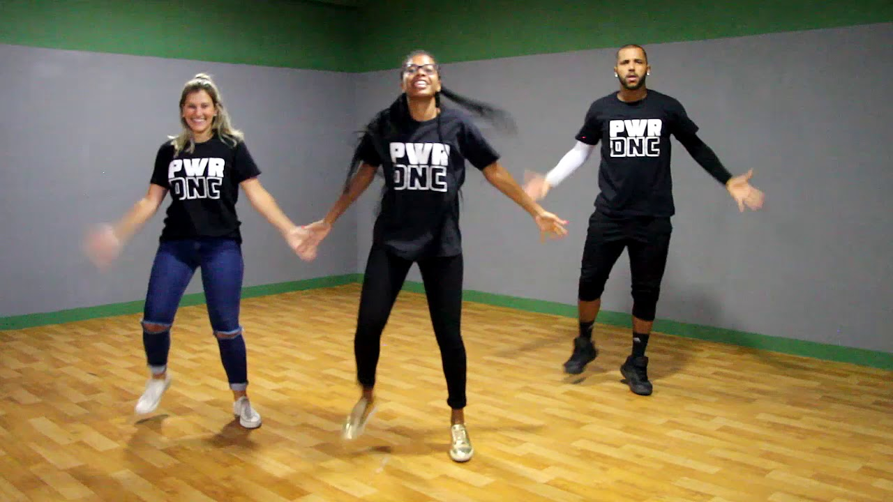 Intensamente - DJ PV ft. Preto no Branco | PWRDNC {Power Dance} ( coreografia ) Dance Gospel Video