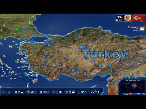 Geopolitical Simulator 4 - Power & Revolution - Türkiye - Seri Sonu