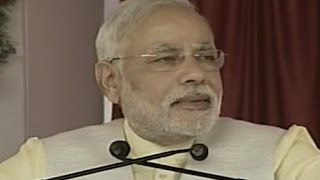 PM Modi speaking live from Solapur