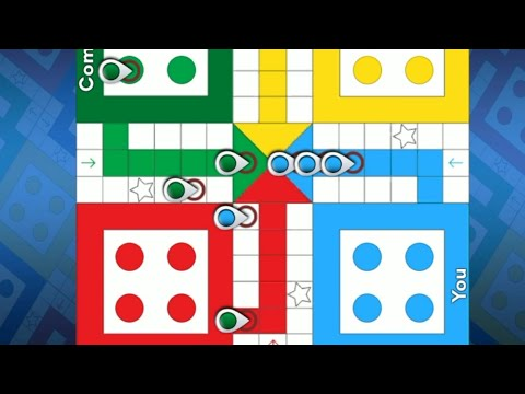 Ludo King 2 Players | Ludo Game In 2 Players | Ludo King | Ludo Game 2 Players | Ludo Gameplay #142