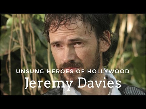 Unsung Heroes of Hollywood: Jeremy Davies