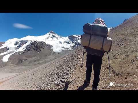 Aconcagua Expedition GoPro HERO2 1080p HD