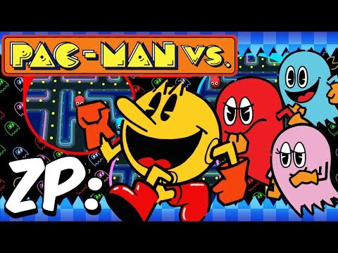 PAC-MAN VS. (1-Player) - Namco Museum | Zonic Plays | Nintendo Switch