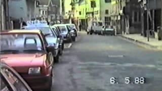Newbury Town. May 1988. Cheap Street. Arthur J Chivers. A34. A339. Ring Road.