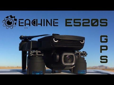 Фото Eachine E520S GPS WIFI FPV Foldable RC Quadcopter