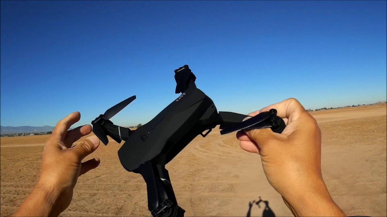 Eachine E520S GPS WIFI FPV Foldable RC Quadcopter картинки