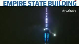 EMINEM - Venom |LIVE| Empire state building
