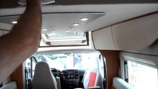 Burstner Ixeo 700 nu bij Meerbeek caravans uw Bovag camper dealer met groot prijsvoordeel