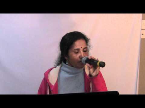 Sandhye Kannerithenthe sung by Usha