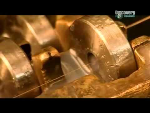 Секрет создания золота!