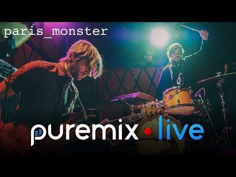 paris_monster pureMix Live Session