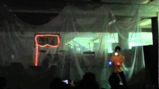 第56回芝生祭 Light up Ball Juggling Performance