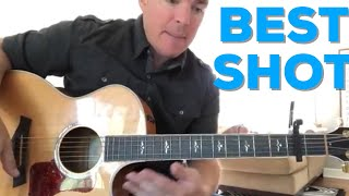 Best Shot | Jimmie Allen | Beginner Guitar Lesson Video