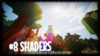 #8 SHADERS leves e pesados[minecraft 1.7 downlods na descrição]