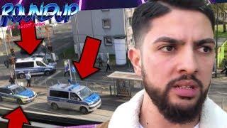 YouTuber Younes Jones hat STRESS mit der POLIZEI! - GROßEINSATZ! - RoundUp
