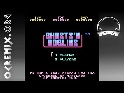 OC ReMix #1961: Ghosts'n Goblins 'Ghosts'n Condoms' [Stage Introduction Map] by Mazedude