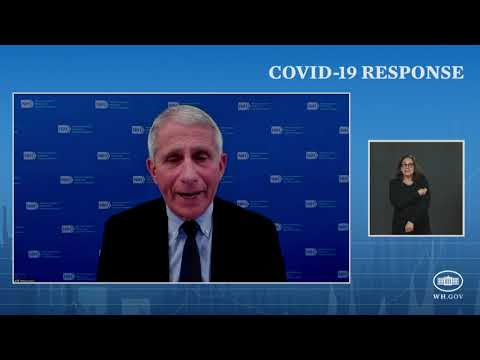 03/29/21: Press Briefing by White House COVID-19 Response Team and Public Health Officials