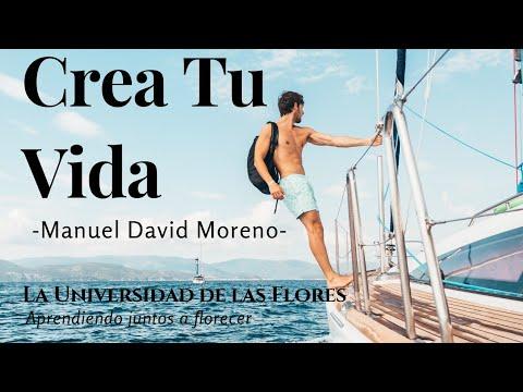 Crea Tu Vida -Audiolibro Manuel David Moreno- Encuentra El Coraje Para Crecer