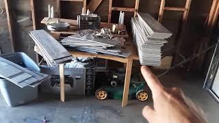 Awesome vinyl flooring -gray ash