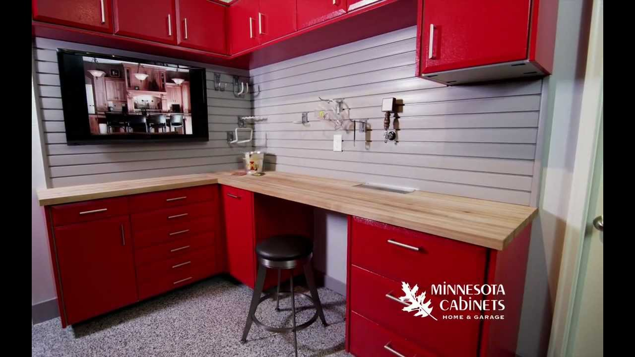 Attirant Minnesota Cabinets   Ultimate Garage Storage Solution   YouTube