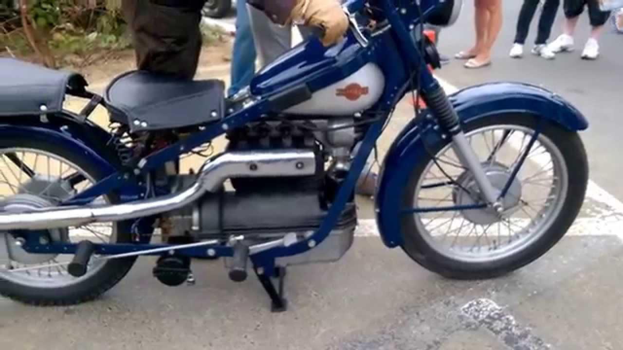 moto nimbus 750 sport de 1946 youtube. Black Bedroom Furniture Sets. Home Design Ideas