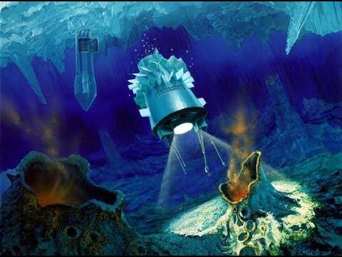 Sending a Submarine into Europa's Ocean
