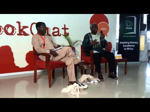 Prof Niyi Osundare Interviewed at the Ake Festival