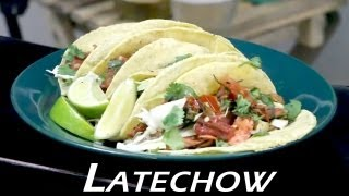 Grilled Salmon Tacos - Latechow: Episode 6
