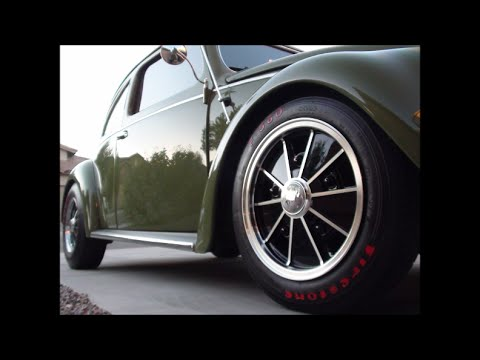 Custom raised red letter tires on oval vw bug youtube custom raised red letter tires on oval vw bug publicscrutiny Image collections