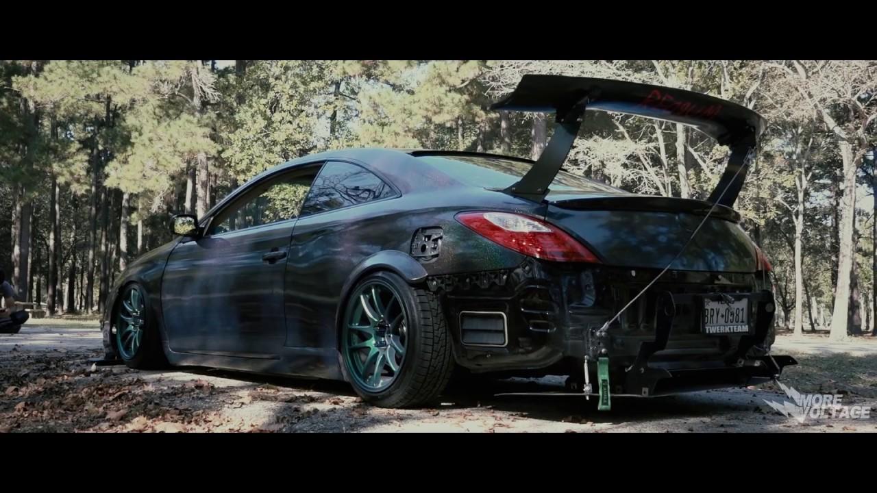 Stanced Avocado || Toyota Solara || MORE VOLTAGE FILMS [Short] #1 - YouTube