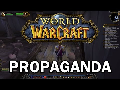 WoW Quest - Propaganda